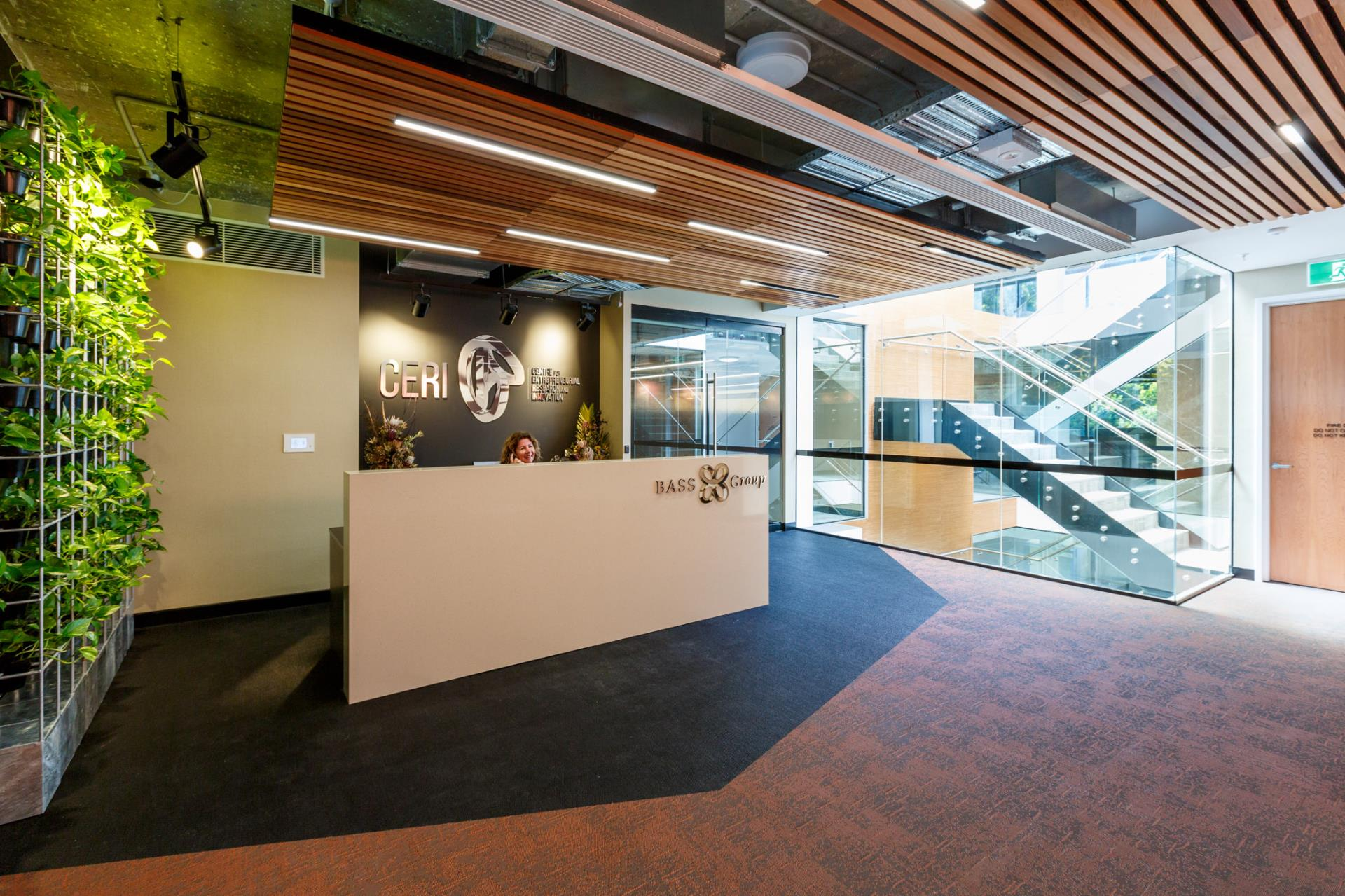 Centre For Entrepreneurial Research and Innovation (CERI) Fit-out