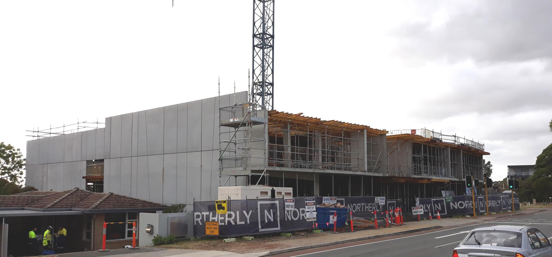 150-152 Riseley Street Update
