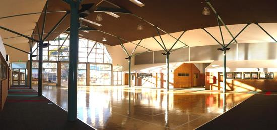 JSR Multipurpose Hall